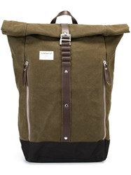 Sandqvist 'Rolf' Backpack Green
