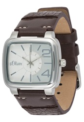 S.Oliver So2817lq Watch Brown