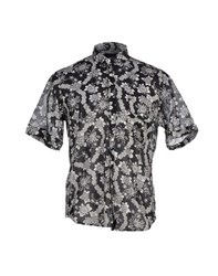 Dandg Shirts Shirts Men Black