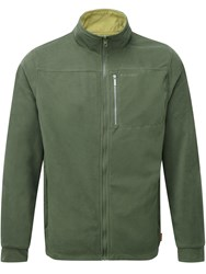 Craghoppers Men's Nosilife Reversible Adventure Jacket Green