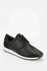 Vagabond Kasai Leather Running Sneaker Black