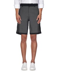 Golden Goose Trousers Bermuda Shorts Men Slate Blue
