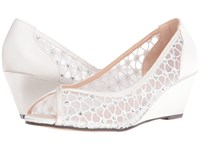 Paradox London Pink Brianna Ivory Women's Flat Shoes White