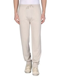 Gentryportofino Casual Pants Light Grey