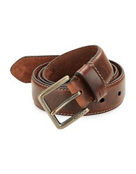 Nautica Leather Belt Brown