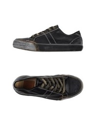 Frye Low Tops And Trainers Black