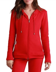 Ugg Fleece Lined Hoodie Red