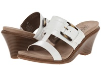 Lifestride Peaceful White Women's Wedge Shoes