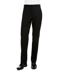 Lauren Ralph Lauren Wool And Cashmere Dress Pants Black