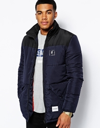 Supreme Being Supremebeing Fortress Padded Jacket Blue