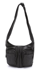 Alexander Wang Donna Hobo With Covered Zips