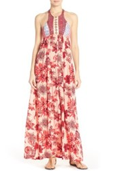 Maaji 'Forever Red' Cover Up Maxi Dress