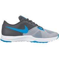 Nike Air Epic Speed Low Top Men's Cross Trainers Wolf Grey Blue Glow
