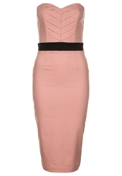 Paper Dolls Cocktail Dress Party Dress Pink