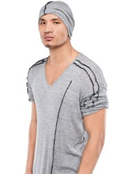 Demobaza Basic Cozy Cotton And Cashmere Beanie Hat