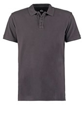 Quiksilver Faded Ghost Polo Shirt Tarmac Black