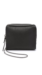 3.1 Phillip Lim Soleil Mini Zip Cross Body Bag Black