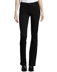 7 For All Mankind Kimmie Boot Cut Jeans Black