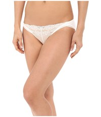 Skarlett Blue Socialite French Bikini Light Ivory Women's Underwear White
