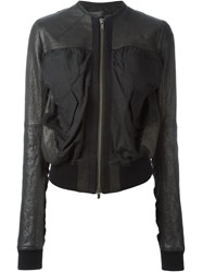 Haider Ackermann Zipper Jacket Black