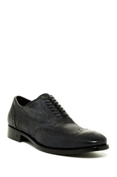 John Varvatos Fleetwood Dress Wingtip Oxford Black