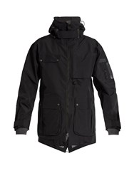 Adidas By Day One Gore Hooded Parka Black