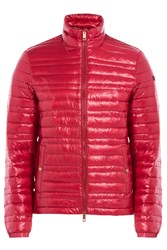 Burberry Brit Down Jacket Red