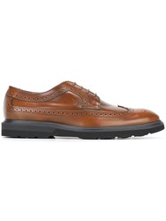 Tod's Derby Shoes Brown