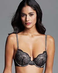 Blush Lingerie Bra Sheer Desire Push Up 0228616