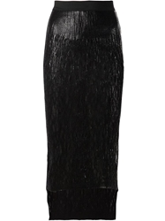 Alessandra Marchi Long Tail Skirt