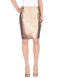 Essentiel Skirts Knee Length Skirts Women Pastel Pink