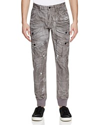 Prps Goods And Co. Cargo Pants Grey