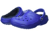 Crocs Classic Lined Clog Cerulean Blue Navy Clog Shoes