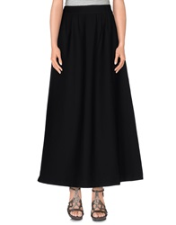 Only Long Skirts Black