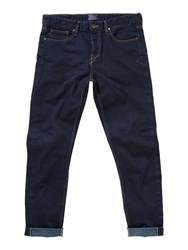 Criminal Men's Slater Selvedge Denim Jeans Indigo