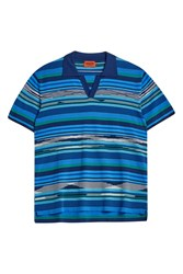 Missoni Open Polo Shirt