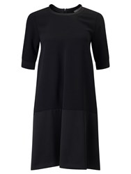 Marella Fresia Relaxed Fit Dress Black