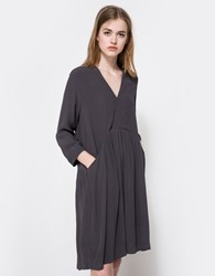 Just Female Lola Dress Anthracite