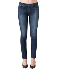 Big Star Brigette Straight Leg Jeans Blue