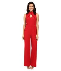 Trina Turk Contessa Jumpsuit Ruby Rose Women's Jumpsuit And Rompers One Piece Red