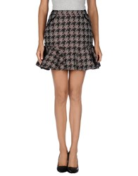 Dress Gallery Skirts Mini Skirts Women Black
