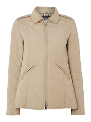 Aquascutum London Anderson Quilted Jacket Beige