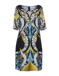 Peter Pilotto Dresses Short Dresses Women Turquoise