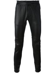 Diesel Black Gold 'Leskin' Trousers Black