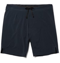 Outerknown Origin Long Length Swim Shorts Blue