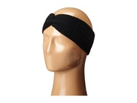Hat Attack Turban Headband Black Headband