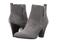 Nine West Gowithit Grey Suede Women's Boots Gray