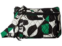 Vera Bradley Little Hipster Imperial Rose Cross Body Handbags Multi