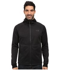 The North Face Norris Point Hoodie Tnf Black Heather Men's Sweatshirt Gray