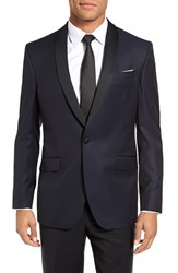 Ted Baker Men's London Josh Trim Fit Wool Dinner Jacket